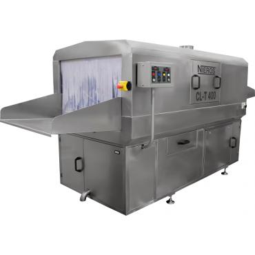 Βιομηχανικό πλυντήριο για 400 κιβώτια/ώρα Nieros CL-T 400