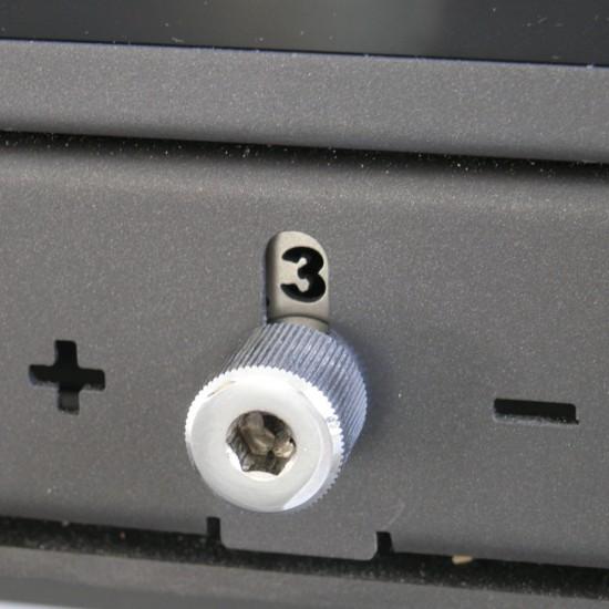 Ενεργειακη εστία τζακιού ARTE NEAT 70 για χώρους 25-90 τμ.