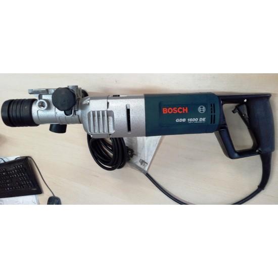 Καροτιέρα Bosch GDB 1600 DE ξηρής διάτρησης εκθεσιακή