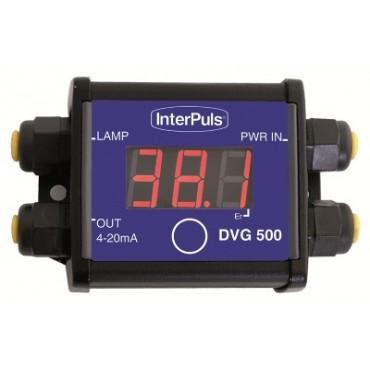 Ηλεκτρονικός μετρητής υποπίεσης Interpuls DVG 500
