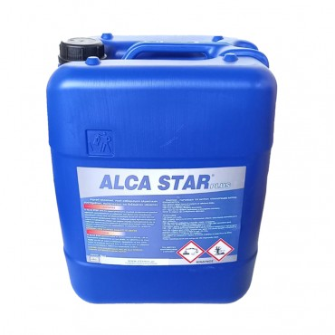 Αλκαλικό χλωριωμένο καθαριστικό ALCA STAR 23 kg για αρμεκτικά συστήματα