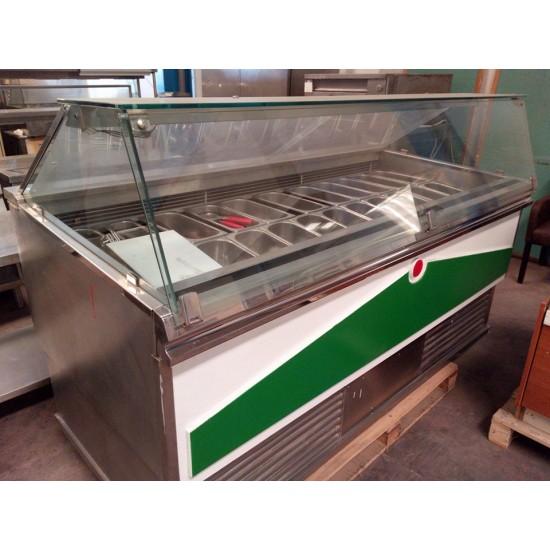 Ψυγείο παγωτού με 24 λεκάνες