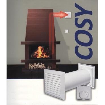 Βεντιλατέρ μεταφοράς θερμοκρασίας από δωμάτιο σε δωμάτιο COSY CM100