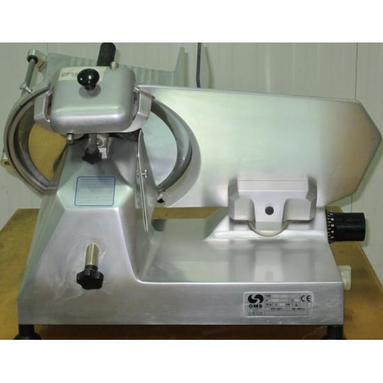 Μηχανή κοπής ζαμπόν OMS TGI 300 ελαφρώς μεταχειρισμένη