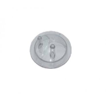 Καπάκι κάδου διαφανές 180mm ΗΜ-108308