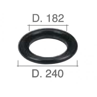 Φλάντζα Interpuls ITP 40/50 για αρμεκτικά συγκροτήματα 3000015