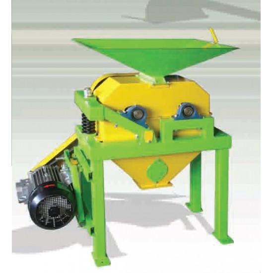 Κυλινδρόμυλος 10hp Τριφασικός με απόδοση έως 2500kgr/ώρα