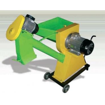 Σφυρόμυλος 10hp με κοχλιομεταφορέα 1.5hp Τριφασικός με απόδοση έως 1800kgr/ώρα