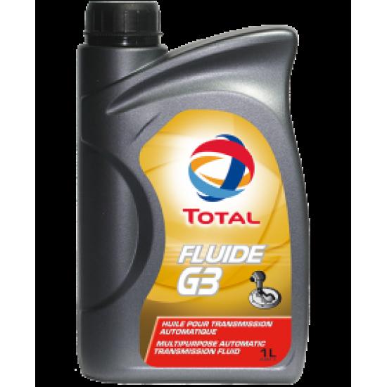 Υγρό κιβωτίου ταχυτήτων TOTAL FLUIDE G3 1lt
