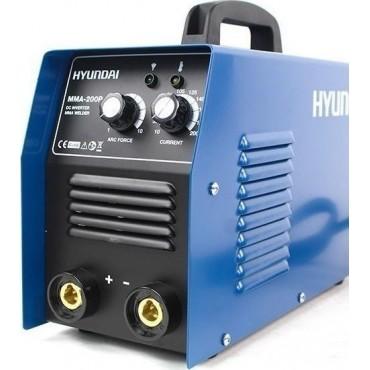 Ηλεκτροκόλληση INVERTER 10-160A 6.0 KVA MMA-160P HYUNDAI