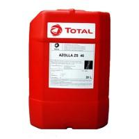 Λάδι υδραυλικών συστημάτων TOTAL AZOLLA ZS 46 20lt