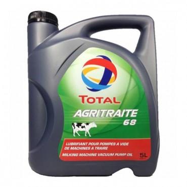 Λιπαντικό αρμεκτικών μηχανών TOTAL AGRITRAITE 68 5lt