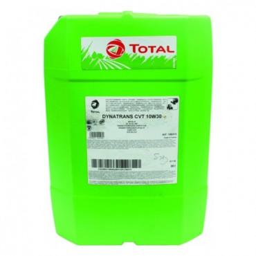 Υγρό μετάδοσης TOTAL DYNATRANS CVT 10W30 20lt