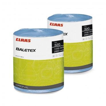 Σπάγγος χορτοδεσίας τετράγωνης μπάλας Claas Baletex 320 (ζευγάρι)