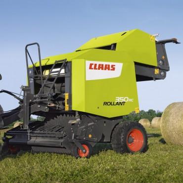 Πρέσα χορτοδεσίας Claas ROLLANT 350 / 340