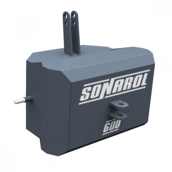Εμπρόσθια αντίβαρα τρακτέρ SONAROL OBC 600 κιλών