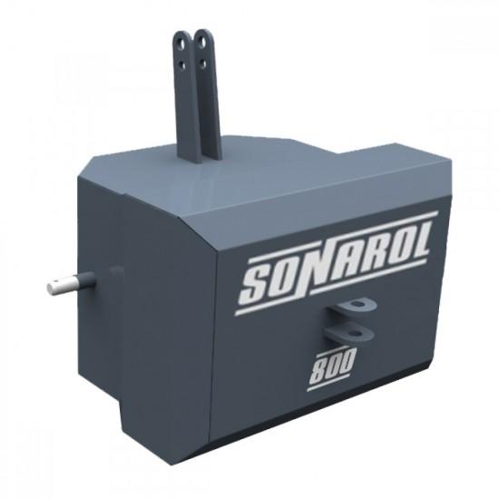 Εμπρόσθια αντίβαρα τρακτέρ SONAROL OBC 800 κιλών