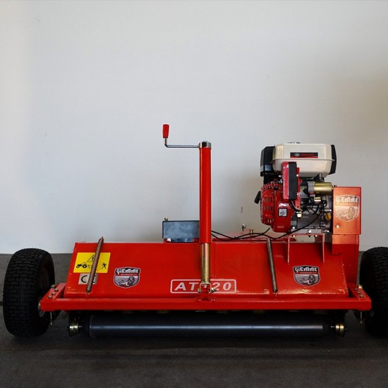 Καταστροφέας χόρτων με ωφέλιμο πλάτος κοπής 120cm GIEMME TRINCIA ATV 120