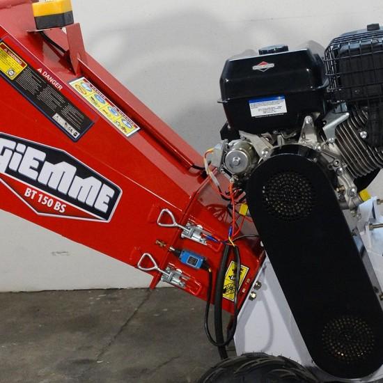 Βιοθρυμματιστής κλαδιών GIEMME BT 150 με  μοτέρ B&S