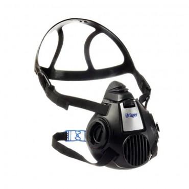 Μάσκα προστασίας αναπνοής Drager Xplore 3300 μισού προσώπου