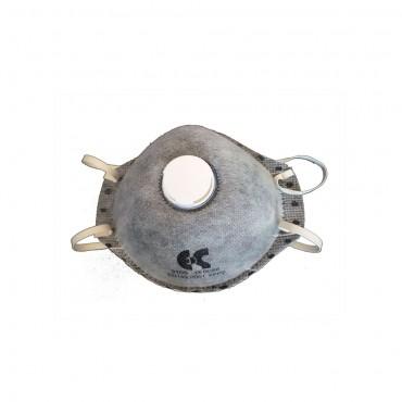 Μάσκα φίλτρου ERGOMASK 3105 FFP2 NR ενεργού άνθρακα