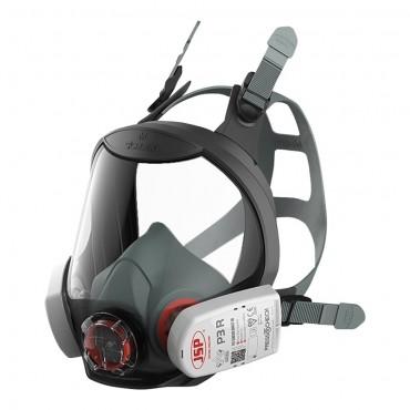 Μάσκα προστασίας αναπνοής JSP Forse 10 Typhoon Medium με 2 Φίλτρα A2 P3 ολόκληρου προσώπου