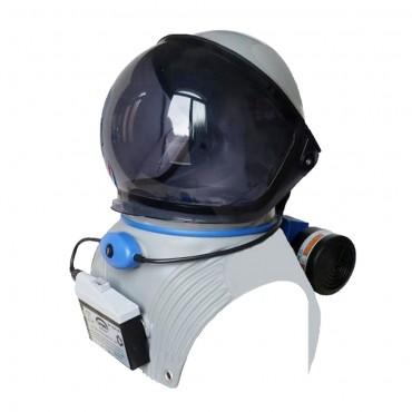 Κάσκα προστασίας για ψεκασμούς Spring Multifilter 1001 με επαναφορτιζόμενη μπαταρία
