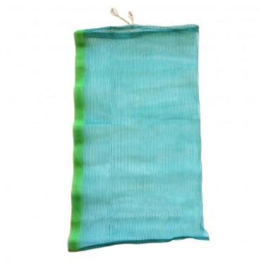Σακί ελαιοσυλλογής διχτυωτό πράσινο 55x105 cm