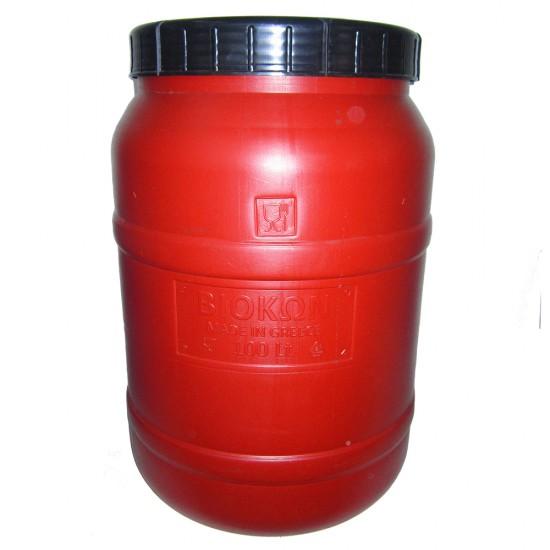 Βαρέλι πλαστικό ΒΙΟΚΩΝ 100 lt για λάδι-κρασί