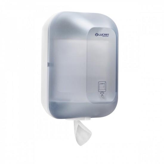 Συσκευή χαρτιού L-ONE MAXIγια διανομή ρολού φύλλο-φύλλο LUCART
