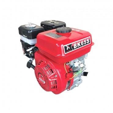 Κινητήρας βενζίνης 6,5 HP PLUS BK 65S με σφήνα