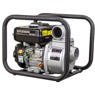 Φυγοκεντρική αντλία βενζίνης 6.5hp HYUNDAI HY80
