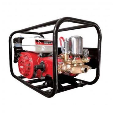 Σταθερό βενζινοκίνητο ψεκαστικό συγκρότημα 6.5 HP PLUS OS30F