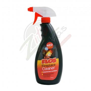 Καθαριστικό καπνιάς FLOS FIREPLACE CLEANER 475ml