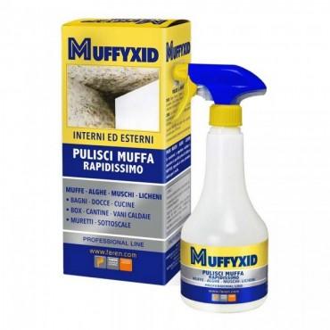 Καθαριστικό σπρέυ για την μούχλα Muffycid Faren 500ml