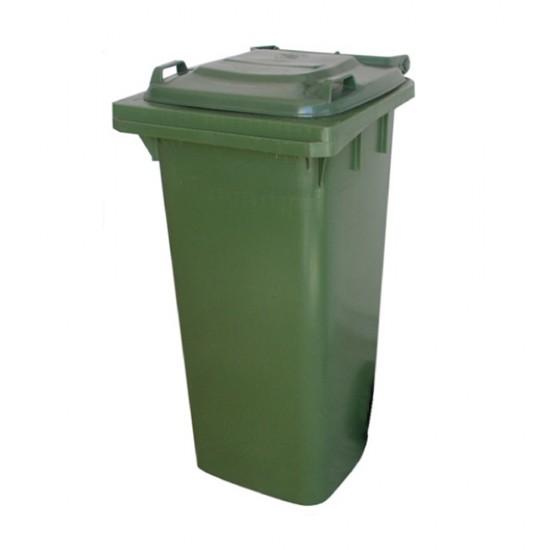 Κάδος απορριμάτων πλαστικός 240 lt