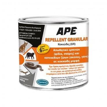 Απωθητικό φιδιών APE Repellent Granular 400gr