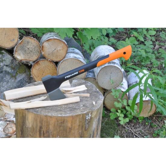 Τσεκούρι ξυλουργού Fiskars X10