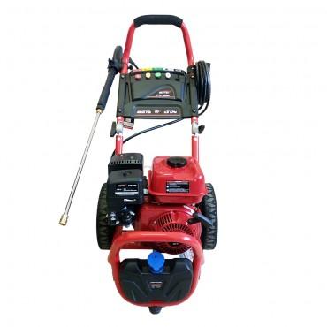Βενζινοκίνητο πλυστικό υψηλής πίεσης GEOTEC GTW - 3500 240 bar