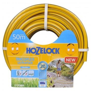 """Λάστιχο ποτίσματος HOZELOCK ULTRAFLEX 1/2"""" 50m (1170009)"""
