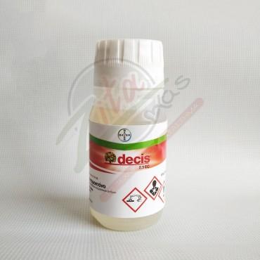 Πυρεθρινοειδές Εντομοκτόνο DECIS 2.5 EC 250ml