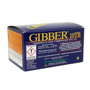 Γιββερελλικό οξύ GIBBER 10 TB (υδατοδιαλυτό δισκίο 10 g)