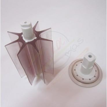 Φτερωτή ρύθμισης λιπάσματος κομπλέGaspardo G20860106R