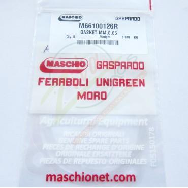 Φλάντζα 0,5mm Maschio M66100123R