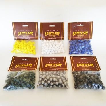 Πλαστικές χάντρες Α-04444