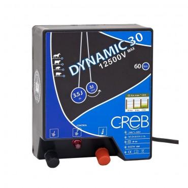 Μηχανισμός ηλεκτρικής περίφραξης DYNAMIC 30