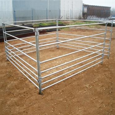 Διαχωριστικά στάβλου για αιγοπρόβατα 1 m