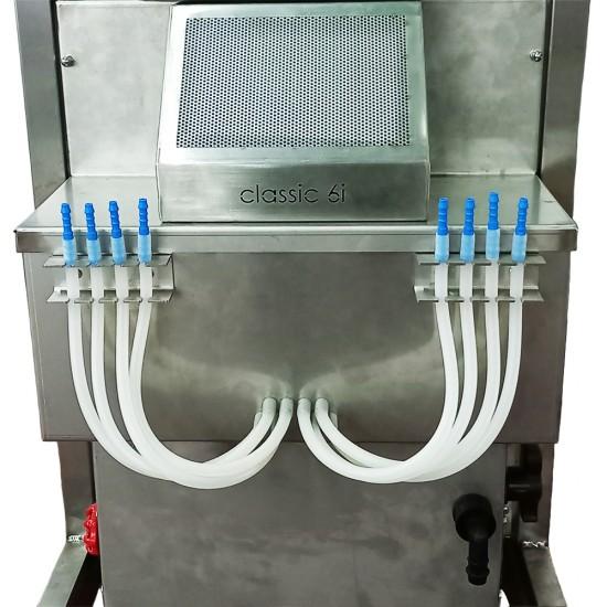 Συσκευή τεχνητής γαλουχίας αμνοεριφίων DBT-CLASSIC 6i
