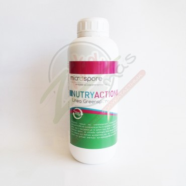 Εδαφοβελτιωτικό NUTRYACTION LINEA GREENSPORE 1 Lt