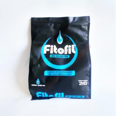 Λίπασμα FITOFIL 20-20-20+TE 2 Kg